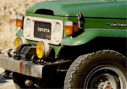 Toyota Land Cruiser 1983 #13