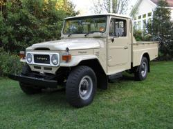 Toyota Land Cruiser 1983 #7