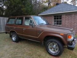 Toyota Land Cruiser 1983 #8