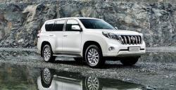 Toyota Land Cruiser 2014 #11
