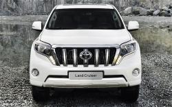 Toyota Land Cruiser 2014 #6