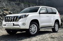 Toyota Land Cruiser 2014 #7