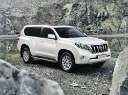 Toyota Land Cruiser 2014 #9