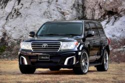 Toyota Land Cruiser 2014 #10