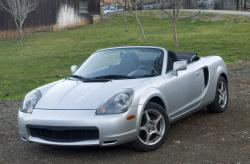 Toyota MR2 Spyder 2000 #6