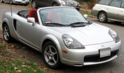 Toyota MR2 Spyder 2000 #8