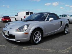 Toyota MR2 Spyder 2000 #9