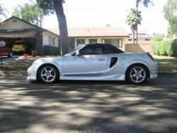 Toyota MR2 Spyder 2000 #11