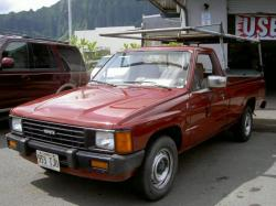 Toyota Pickup One Ton #10