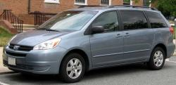 Toyota Sienna LE #27