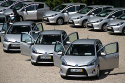 Toyota Yaris Fleet #19