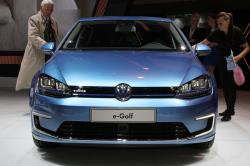 Volkswagen e-Golf #10