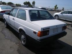 Volkswagen Fox 1989 #11
