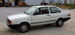 Volkswagen Fox 1989 #7