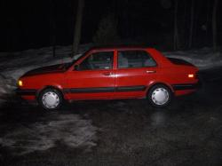 Volkswagen Fox 1993 #7