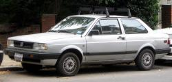 Volkswagen Fox 1993 #8