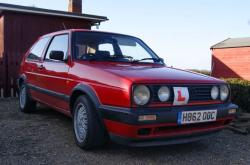 Volkswagen Golf 1991 #6