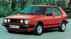 Volkswagen Golf 1991 #7