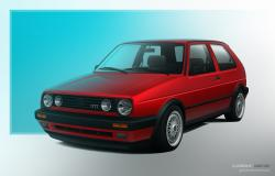 Volkswagen Golf 1991 #11