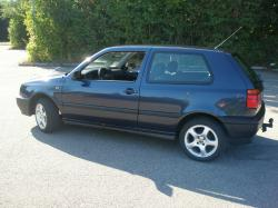 Volkswagen Golf 1994 #11