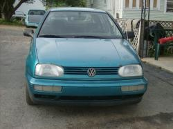 Volkswagen Golf 1994 #12