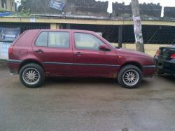 Volkswagen Golf 1994 #14