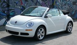 Volkswagen New Beetle Triple White #46