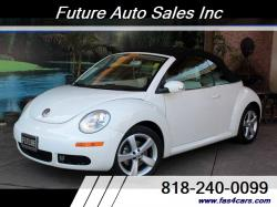 Volkswagen New Beetle Triple White PZEV #24