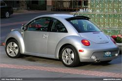 Volkswagen New Beetle Turbo S #8