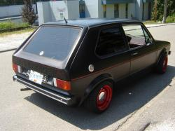 Volkswagen Rabbit 1980 #11