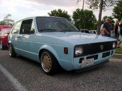 Volkswagen Rabbit 1980 #8