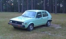 Volkswagen Rabbit 1980 #9