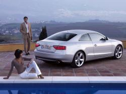Walter da Silva announced Audi 2007 A5 Coupe as the best 2007' design creature #10