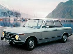 When the past becomes actual today with BMW 2002 1502 model #8
