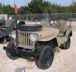 Willys #10