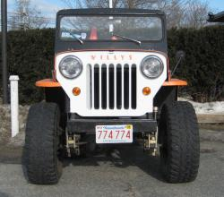Willys CJ-3B #10