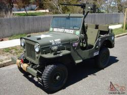 Willys CJ-3B 1960 #13