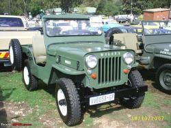Willys CJ-3B 1960 #9