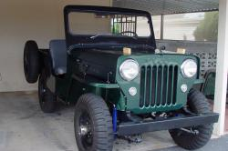 Willys CJ-3B 1960 #10