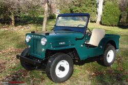 Willys CJ-3B #7
