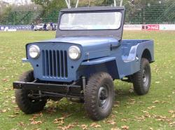 Willys CJ-3B #8