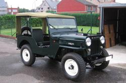 Willys CJ-3B #9