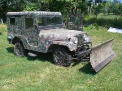 Willys CJ-5 1962 #9