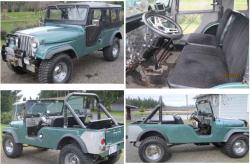 Willys CJ-6 1962 #10