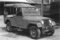 Willys CJ-6 1962 #12