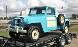 Willys Delivery 1954 #13