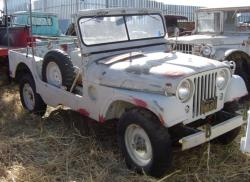 Willys Delivery 1955 #9