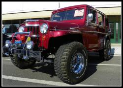 Willys Delivery 1957 #14