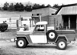 Willys Delivery 1960 #14
