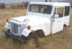 Willys Delivery 1960 #8